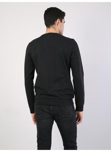 Colin's Sweatshirt Siyah